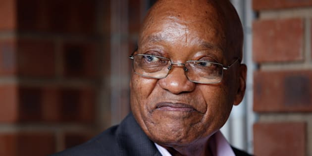 Money is evil, but land is not, Zuma tells chieftains