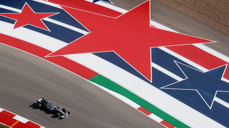 U.S. Grand Prix is Lewis Hamilton's 'good hunting ground'