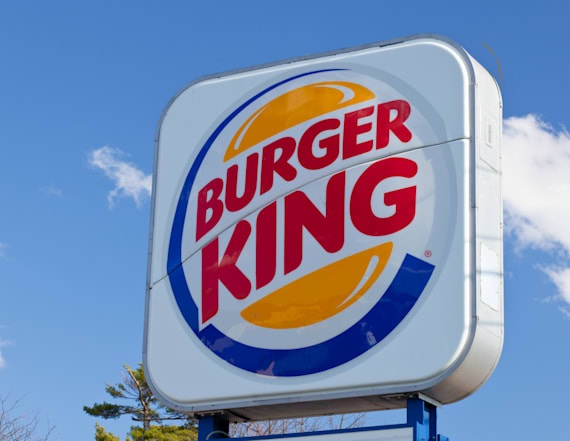 Burger King customer claims her food contained metal