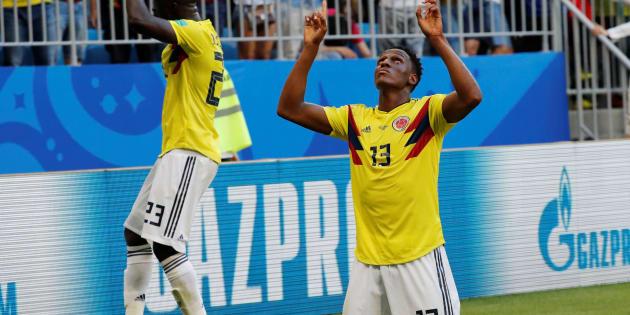 Colombia fue la última selección que se clasificó a Octavos de Final en Rusia 2018 REUTERS/Carlos Garcia Rawlins