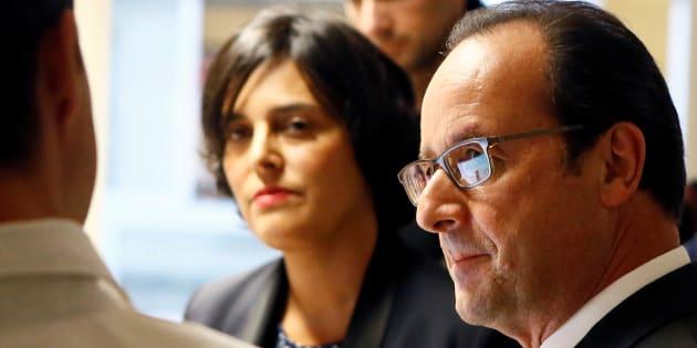François Hollande a programmé un déplacement avec Myriam El Khomri le jour de la publication des chiffres du chômage.