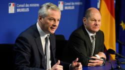 La France et l'Allemagne veulent ressusciter la taxe sur les transactions