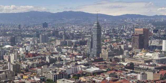 Il forte terremoto vicino a Città del Messico