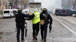 412 personnes arrêtées et 133 blessées dans les manifestations de gilets jaunes à