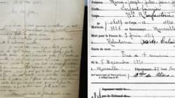 À Marseille, la police retrouve le descendant d'un poilu grâce aux réseaux