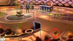 La advertencia de Juanra Bonet tras lo que hizo una mujer del público en