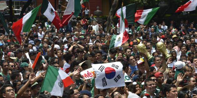 La empresa pidió que les regresaran el favor luego de que indirectamente la selección de Corea del Sur hizo posible que el Tri pasara a octavos.