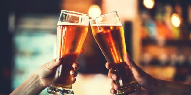 """""""O colarinho atrapalha a cerveja""""."""