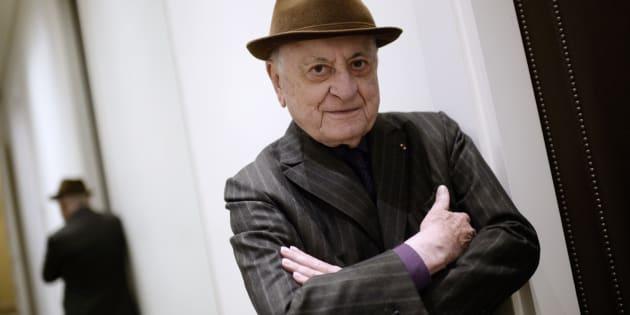 """Pierre Bergé est mort vendredi 7 septembre """"des suites d'une longue maladie"""""""