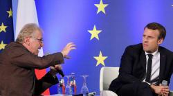 Proche de Macron, Cohn-Bendit fustige une loi asile qui