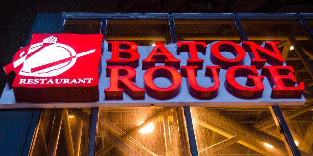 La chaîne Bâton Rouge fait partie de la transaction.