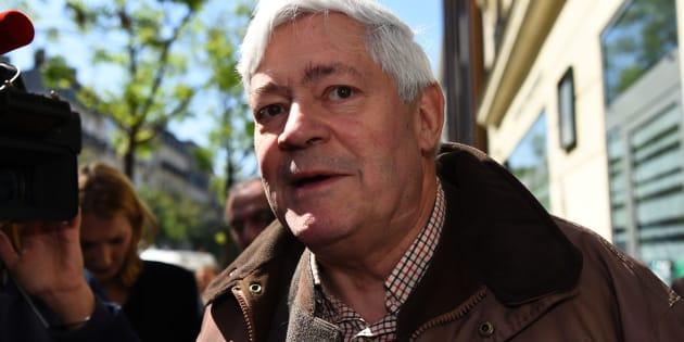 Bruno Gollnisch, eurodéputé RN (ex-FN), mis en examen dans l'affaire des assistants parlementaires fictifs