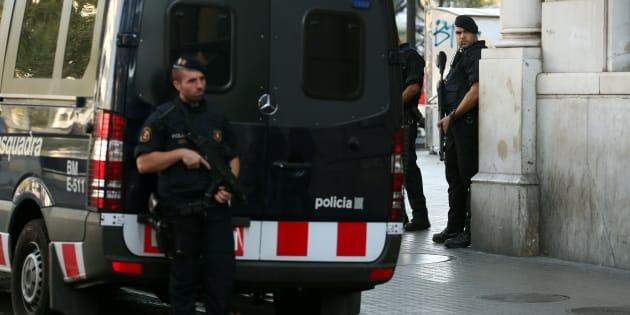 Attentats en Espagne: Le quatrième suspect placé en liberté surveillée (Image d'illustration)