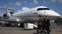 Le Canada exige qu'un jet utilisé par les Gupta soit cloué au