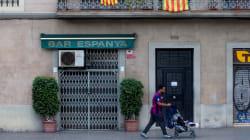 Cataluña baja la persiana este martes por la huelga general y el paro de