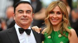 L'épouse de Carlos Ghosn