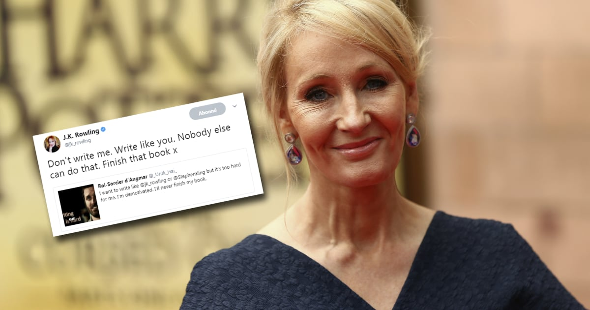 paralinguistic features of j k rowling J k rowling has some inspirational advice for graduating students – or for anyone in this universe, really her new book, very good lives: the fringe benefits of failure and the importance of imagination, out on 14 april, is her 2008 commencement speech at harvard university, published by little, brown.
