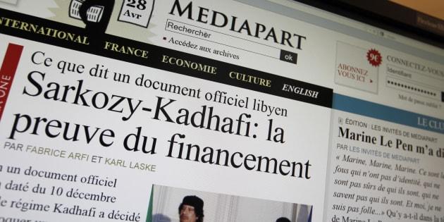 En avril 2012, entre les deux tours de l'élection présidentielle, Mediapart dévoilait un document libyen incriminant Nicolas Sarkozy: impossible avec la future loi sur les fake news?