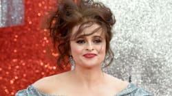 La primera foto de Helena Bonham Carter como la princesa Margarita en 'The