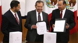 ¿Y dónde está el presidente? Reclaman la ausencia de EPN en la entrega del VI Informe de