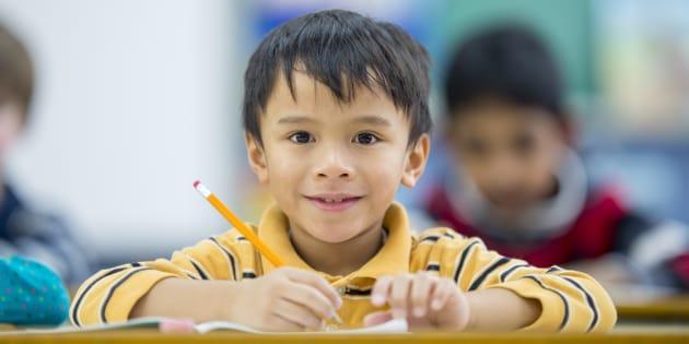 De la grande section de maternelle jusqu'en cinquième, les élèves décortiqueront le système attentionnel.