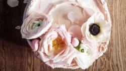 Pour leur mariage, le prince Harry et Meghan Markle ont commandé un gâteau aux fleurs de