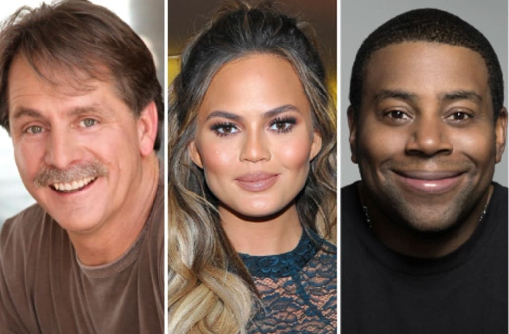 NBC orders comedy competition series with Jeff Foxworthy