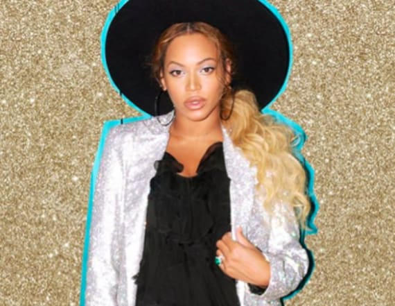 Beyoncé sizzles in new batch of pregnancy pics