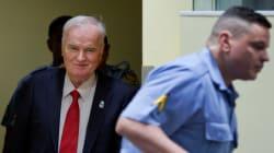 Ratko Mladic condamné à perpétuité pour génocide, crimes de guerre et crimes contre