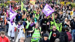 BLOG - La peur hante l'Europe et les mouvements sociaux défendent ce qu'il nous reste de