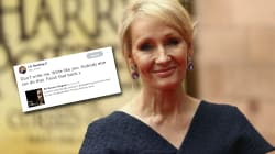 J.K. Rowling vient en aide à une étudiante française pour qu'elle termine l'écriture de son