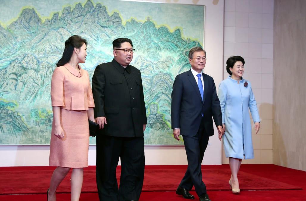 Две Кореи. Пошаговый анализ межкорейского саммита