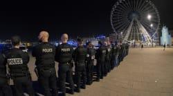 Des policiers manifestent à Marseille malgré les