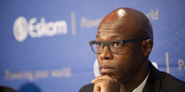 Eskom executive Matshela Koko