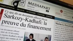 Le document libyen de Mediapart aurait-il été censuré si la loi anti-fake news avait existé en