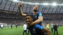 La France remporte la finale de la Coupe du monde