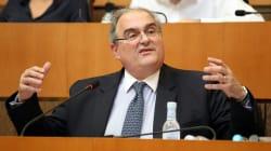 Le député Paul Giacobbi condamné à trois ans ferme pour détournement de fonds