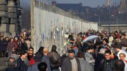 Le projet fou de reconstruction temporaire du Mur de Berlin a été