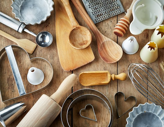 Kitchen essentials food experts can't live without