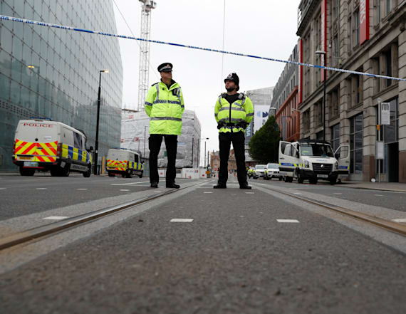 Police: 3 men arrested in Britain bomb investigation