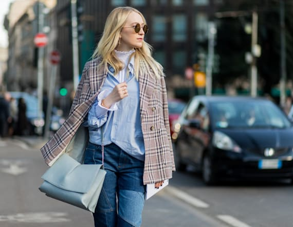5 chic work tops for every day of the week