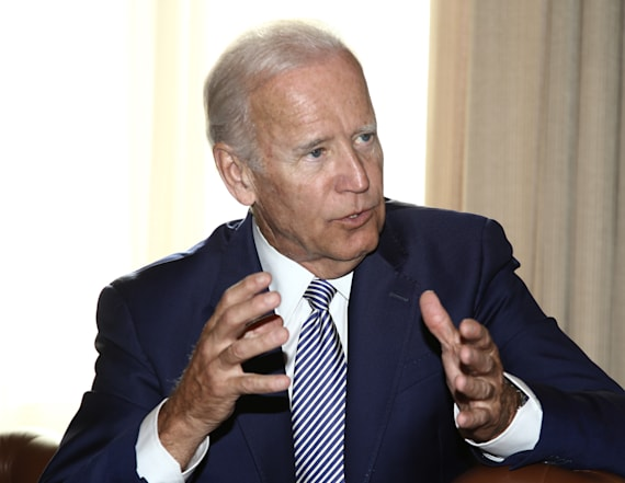 Joe Biden to LGBT community: Hold Trump accountable