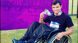 This Wheelchair-Bound 24-Year-Old Plays Basketball, Trains Others And Is A Talented