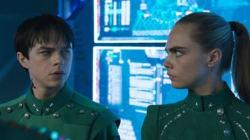 'Valerian' llamando a control de Tierra: lo último de Luc
