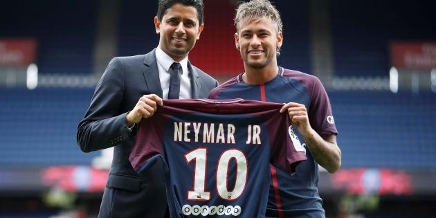 """Neymar peut-il valoir """"au moins"""" 444 millions dans deux ans, comme le dit le président du PSG?"""