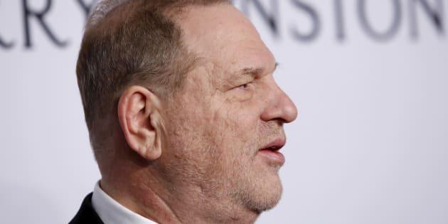 Harvey Weinstein à New York le 10 février 2016.