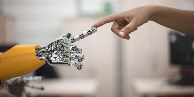 Leur place est telle dans nos sociétés qu'un droit est en train d'émerger pour eux, les robots.