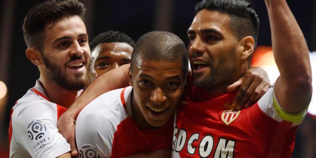 Monaco sacré Champion de France face à Saint-Étienne