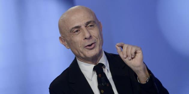 """Marco Minniti: """"Io candidato di Renzi? Ho dimostrato au"""