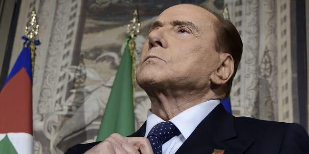"""Silvio Berlusconi: """"Sono disgustato, gli italiani hanno"""